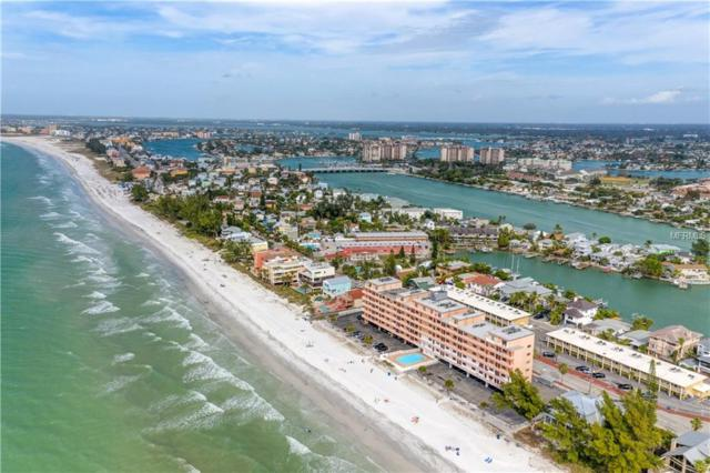 8470 W Gulf Boulevard #606, Treasure Island, FL 33706 (MLS #U8029025) :: Jeff Borham & Associates at Keller Williams Realty