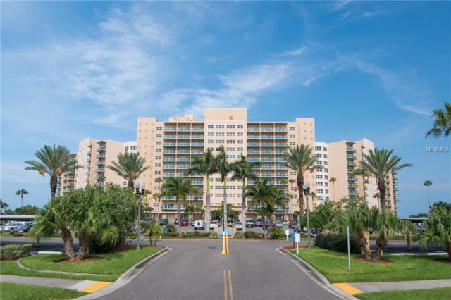880 Mandalay Avenue S805, Clearwater Beach, FL 33767 (MLS #U8029066) :: Burwell Real Estate