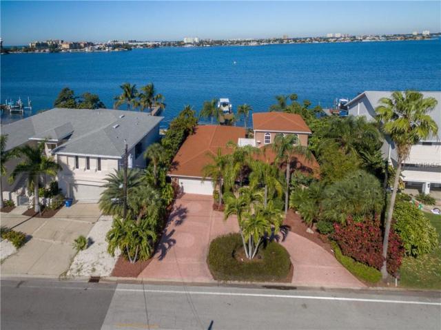 1220 Boca Ciega Isle Drive, St Pete Beach, FL 33706 (MLS #U8029243) :: The Duncan Duo Team