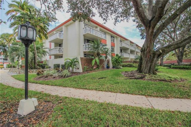 1009 Pearce Drive #311, Clearwater, FL 33764 (MLS #U8029354) :: Burwell Real Estate