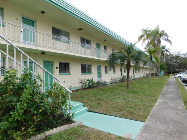 2001 Greenbriar Boulevard #4, Clearwater, FL 33763 (MLS #U8029524) :: Mark and Joni Coulter | Better Homes and Gardens