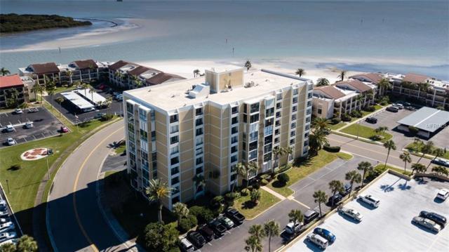 855 Bayway Blvd #504, Clearwater Beach, FL 33767 (MLS #U8029650) :: Jeff Borham & Associates at Keller Williams Realty