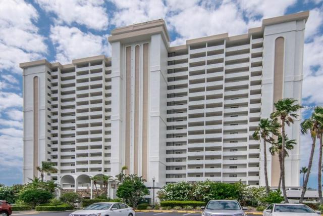 1230 Gulf Boulevard #903, Clearwater Beach, FL 33767 (MLS #U8029811) :: Burwell Real Estate