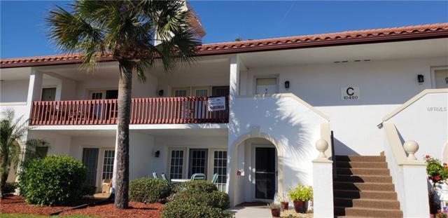 10450 Village Drive #203, Seminole, FL 33772 (MLS #U8029845) :: RE/MAX Realtec Group