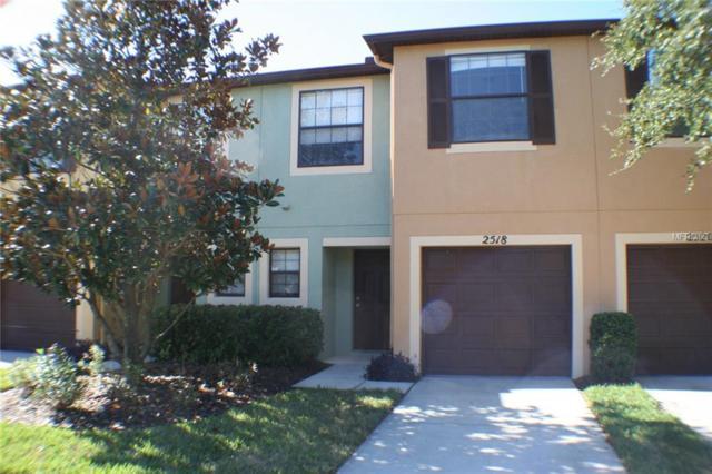 2518 Oleander Lakes Dr, Brandon, FL 33511 (MLS #U8029900) :: Cartwright Realty