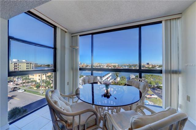 800 S Gulfview Boulevard #604, Clearwater Beach, FL 33767 (MLS #U8029923) :: Charles Rutenberg Realty