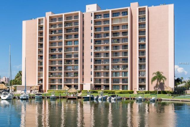 51 Island Way #305, Clearwater Beach, FL 33767 (MLS #U8030011) :: Lovitch Realty Group, LLC