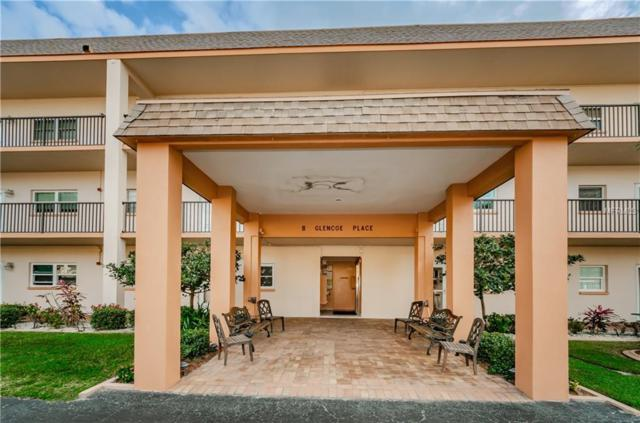 8 Glencoe Place #106, Dunedin, FL 34698 (MLS #U8030081) :: Lovitch Realty Group, LLC