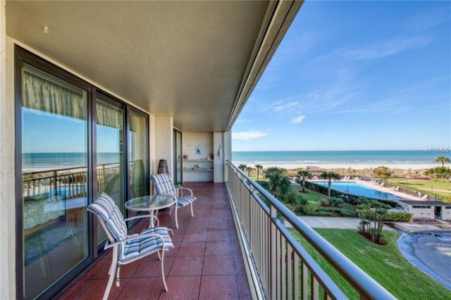 1430 Gulf Boulevard #302, Clearwater Beach, FL 33767 (MLS #U8030088) :: Charles Rutenberg Realty