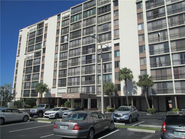 255 Dolphin Point #603, Clearwater Beach, FL 33767 (MLS #U8030152) :: Mark and Joni Coulter | Better Homes and Gardens