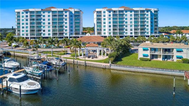 1325 Snell Isle Boulevard NE #910, St Petersburg, FL 33704 (MLS #U8030180) :: NewHomePrograms.com LLC