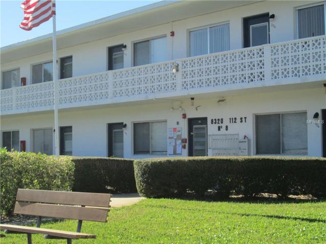 8320 112TH Street #206, Seminole, FL 33772 (MLS #U8030186) :: Burwell Real Estate
