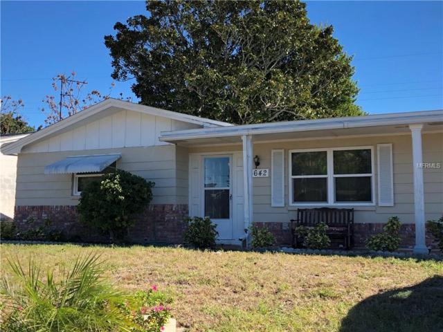 3642 Kimberly Oaks Drive, Holiday, FL 34691 (MLS #U8030221) :: The Duncan Duo Team