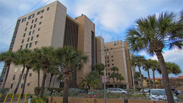 900 Gulf Boulevard #505, Indian Rocks Beach, FL 33785 (MLS #U8030243) :: Charles Rutenberg Realty