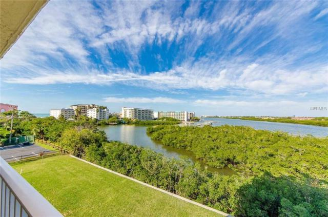 19451 Gulf Boulevard #401, Indian Shores, FL 33785 (MLS #U8030291) :: Charles Rutenberg Realty