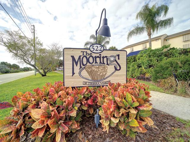 522 Pinellas Bayway S #105, Tierra Verde, FL 33715 (MLS #U8030338) :: Jeff Borham & Associates at Keller Williams Realty