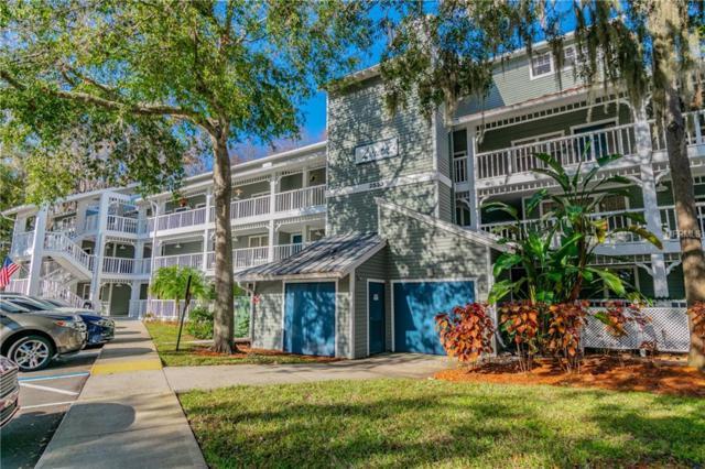 2533 Dolly Bay Drive #203, Palm Harbor, FL 34684 (MLS #U8030365) :: Zarghami Group