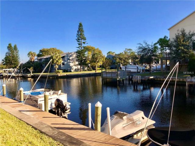 358 Moorings Cove Dr 4B, Tarpon Springs, FL 34689 (MLS #U8030552) :: Jeff Borham & Associates at Keller Williams Realty