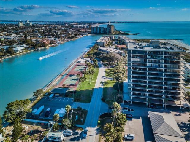 7600 Bayshore Drive #306, Treasure Island, FL 33706 (MLS #U8030621) :: Dalton Wade Real Estate Group