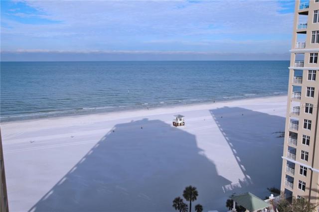 10 Papaya Street #1204, Clearwater Beach, FL 33767 (MLS #U8030656) :: Charles Rutenberg Realty