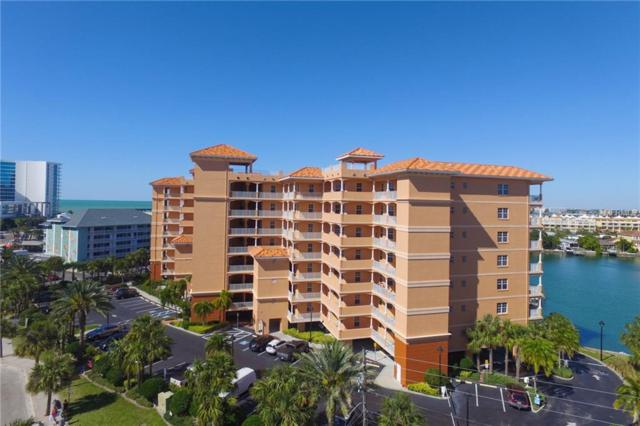 530 S Gulfview Boulevard #301, Clearwater, FL 33767 (MLS #U8030693) :: Griffin Group