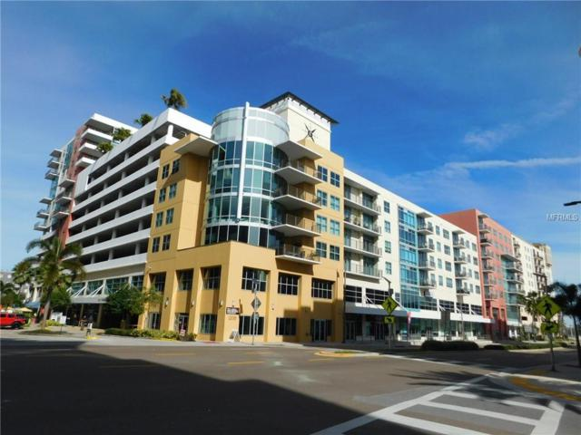 1208 E Kennedy Boulevard #917, Tampa, FL 33602 (MLS #U8030707) :: The Duncan Duo Team