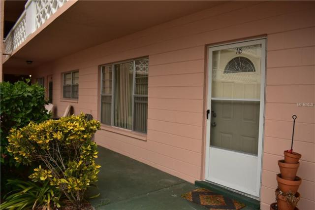 2458 Columbia Drive #18, Clearwater, FL 33763 (MLS #U8030749) :: Griffin Group