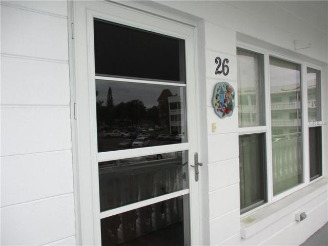 2428 Columbia Drive #26, Clearwater, FL 33763 (MLS #U8030771) :: The Duncan Duo Team