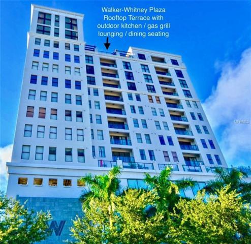 226 5TH Avenue N #706, St Petersburg, FL 33701 (MLS #U8030822) :: Delgado Home Team at Keller Williams