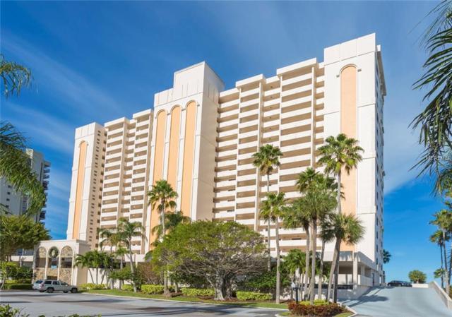 1270 Gulf Blvd #305, Clearwater Beach, FL 33767 (MLS #U8030840) :: Charles Rutenberg Realty