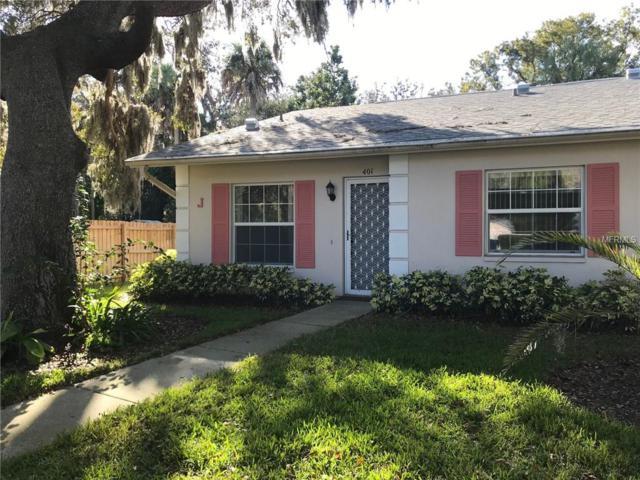 1535 Nursery Road #401, Clearwater, FL 33756 (MLS #U8030997) :: Charles Rutenberg Realty
