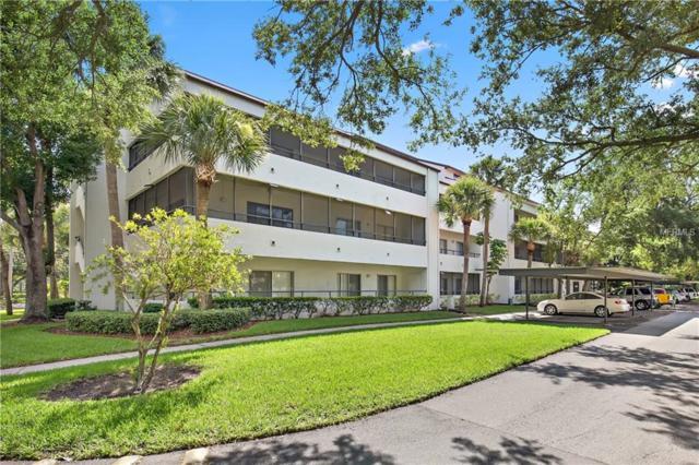 2579 Countryside Boulevard #1207, Clearwater, FL 33761 (MLS #U8031228) :: Lock & Key Realty