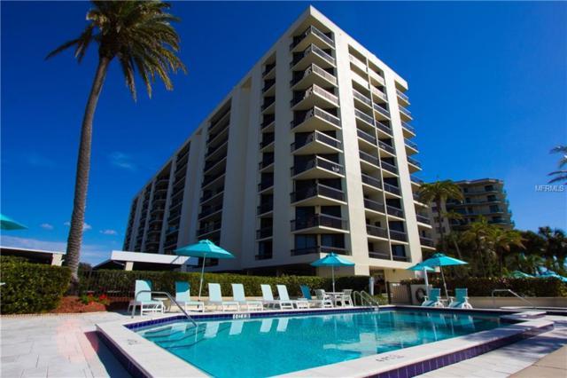 690 Island Way #512, Clearwater Beach, FL 33767 (MLS #U8031314) :: Delgado Home Team at Keller Williams