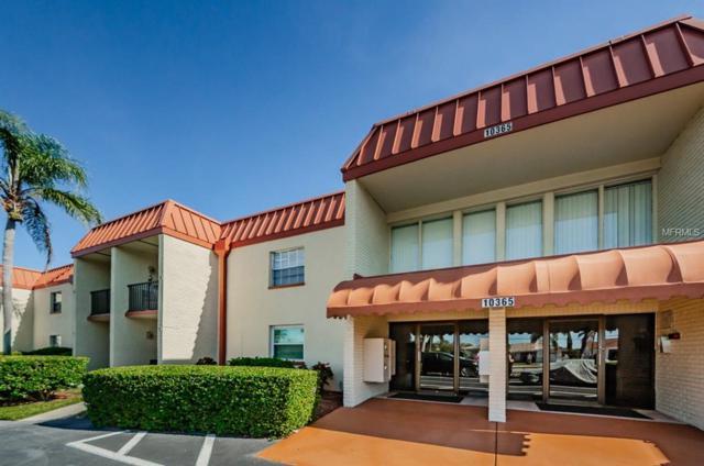 10365 Paradise Boulevard #8, Treasure Island, FL 33706 (MLS #U8031442) :: Paolini Properties Group