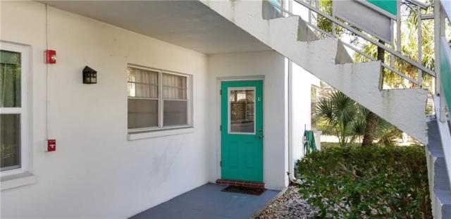 5810 21ST Street N #9, St Petersburg, FL 33714 (MLS #U8031450) :: Paolini Properties Group