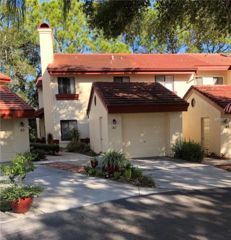 3460 Countryside Boulevard #41, Clearwater, FL 33761 (MLS #U8031518) :: Burwell Real Estate