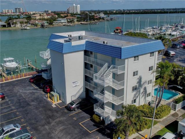 800 Bayway Boulevard #14, Clearwater Beach, FL 33767 (MLS #U8031540) :: Burwell Real Estate