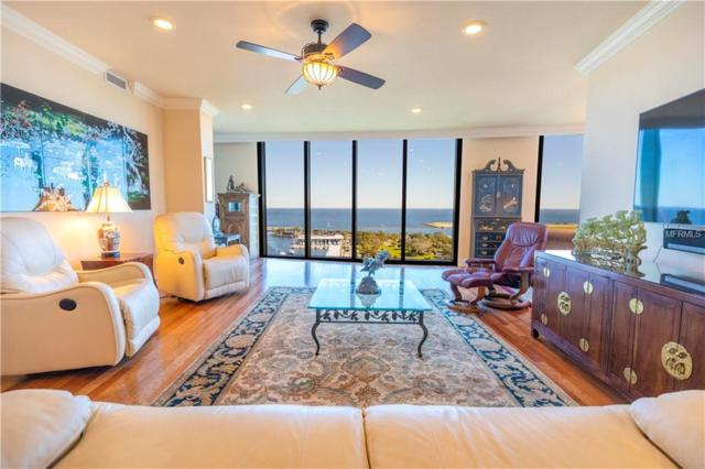 1 Beach Drive SE #1605, St Petersburg, FL 33701 (MLS #U8031558) :: Team Bohannon Keller Williams, Tampa Properties