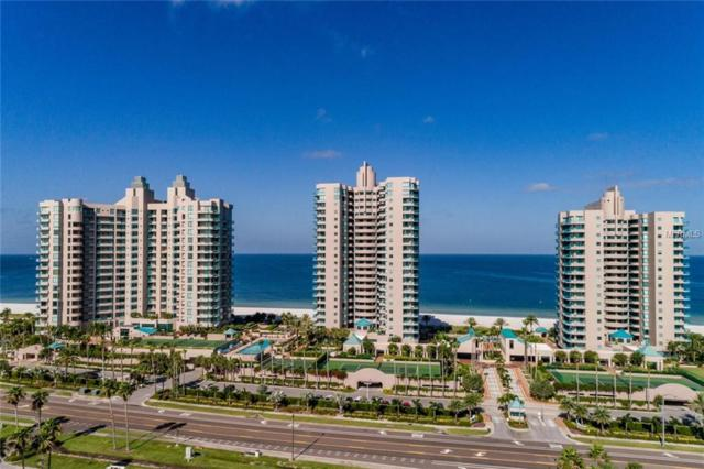 1560 Gulf Boulevard #1207, Clearwater Beach, FL 33767 (MLS #U8031622) :: KELLER WILLIAMS CLASSIC VI