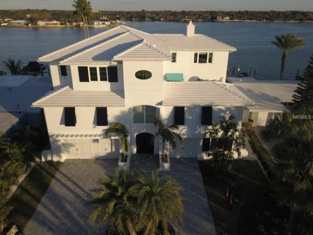 210 Sydney Lane, Redington Shores, FL 33708 (MLS #U8031687) :: Team Bohannon Keller Williams, Tampa Properties