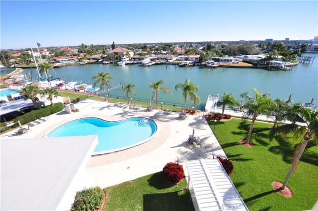 31 Island Way #404, Clearwater Beach, FL 33767 (MLS #U8031952) :: Burwell Real Estate