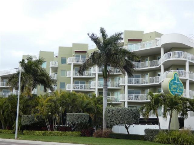 11605 Gulf Boulevard #202, Treasure Island, FL 33706 (MLS #U8032065) :: Griffin Group