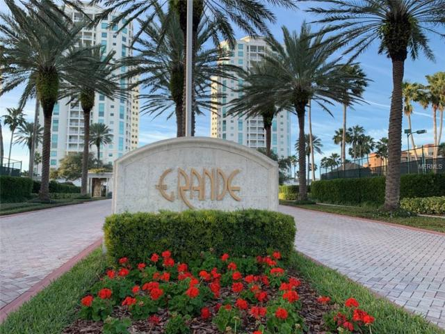 1180 Gulf Boulevard #1801, Clearwater Beach, FL 33767 (MLS #U8032068) :: Burwell Real Estate