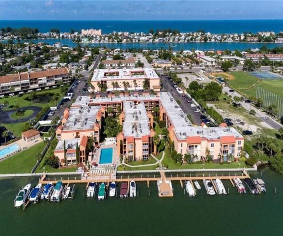 8911 Blind Pass Road #201, St Pete Beach, FL 33706 (MLS #U8032205) :: Lockhart & Walseth Team, Realtors