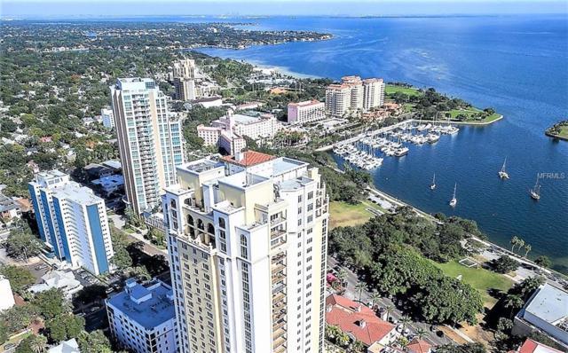 300 Beach Drive NE #201, St Petersburg, FL 33701 (MLS #U8032234) :: Delgado Home Team at Keller Williams