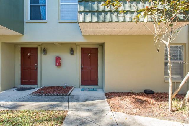 1799 N Highland Avenue #34, Clearwater, FL 33755 (MLS #U8032558) :: Cartwright Realty