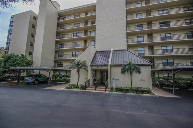 2900 Cove Cay Drive 7B, Clearwater, FL 33760 (MLS #U8033227) :: Lovitch Realty Group, LLC