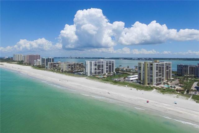 1460 Gulf Boulevard #1004, Clearwater Beach, FL 33767 (MLS #U8033275) :: Burwell Real Estate
