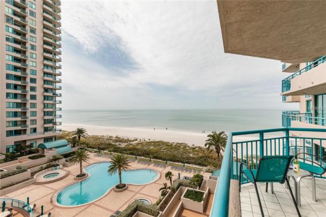 1520 Gulf Boulevard #605, Clearwater Beach, FL 33767 (MLS #U8033277) :: Lovitch Realty Group, LLC