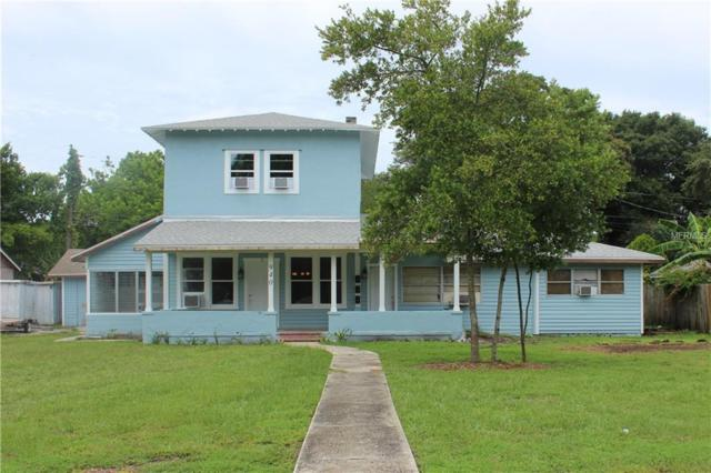 940 25TH Street N, St Petersburg, FL 33713 (MLS #U8033312) :: Lockhart & Walseth Team, Realtors